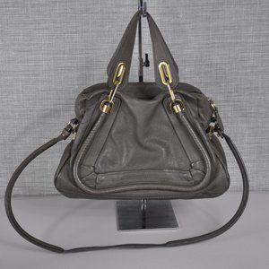 2xHP🎉Chloe Grey Paraty Bag